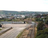 Stranraer Harbour Junction