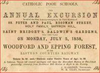 Tickets and labels 05/07/1858