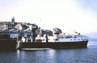 TSMV <I>Bute</I> at Gourock in 1969.<br><br>[Colin Miller&nbsp;//1969]