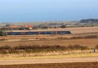 Unidentified Inter City Express heading south towards Alnmouth.<br><br>[John Steven&nbsp;07/03/2010]
