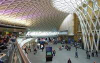 Part of the new Kings Cross Concourse, May 2012.<br><br>[Colin Martin&nbsp;31/05/2012]