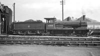 J21 0-6-0 no 65110 stands on 52B Heaton shed circa 1960. <br><br>[K A Gray&nbsp;//1960]