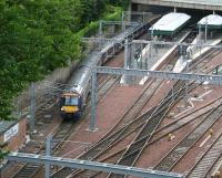 Edinburgh Waverley 18/07/2010