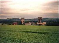 Monktonhall Colliery viewed from the north west before demolition.<br><br>[Ewan Crawford&nbsp;//]