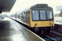 A 101 awaits departure from Kirkcaldy for Edinburgh.<br><br>[Ewan Crawford&nbsp;//]
