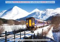 A Glasgow - Oban service between Crianlarich and Tyndrum. [See News Item]<br><br>[Norman McNab&nbsp;//]