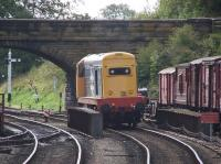 20227 is seen at Goathland on the 18th of September 2010.<br><br>[Colin Alexander&nbsp;18/09/2010]
