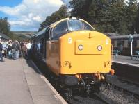 37264 at Grosmont on the 18th of September 2010.<br><br>[Colin Alexander&nbsp;18/09/2010]