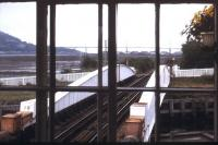 The view towards Inverness from Clachnaharry signalbox in July of 1991.<br><br>[Ian Dinmore&nbsp;/07/1991]