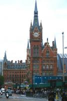 St Pancras station, September 2010.<br><br>[Veronica Clibbery&nbsp;16/09/2010]