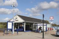 The station building at Keith in October 2010<br><br>[Bill Roberton&nbsp;04/10/2010]