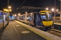 170417 at Bathgate on 13 November with the 18.54 to Waverley.<br><br>[Bill Roberton&nbsp;13/11/2010]