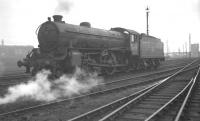 Resident B1 no 61250 <I>A Harold Bibby</I> photographed on Doncaster shed in February 1962.<br><br>[K A Gray&nbsp;18/02/1962]