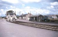 General view of Dufftown station in 1979<br><br>[Ian Dinmore&nbsp;//1979]