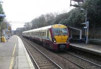 334 035 calls at Blairhill on 26 Mar 2011 with a service to Edinburgh.<br><br>[David Panton&nbsp;26/03/2011]
