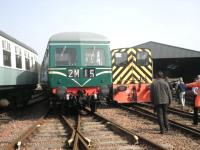 Scene in the yard at Boness on Saturday 9 April 2011.<br><br>[John Yellowlees&nbsp;09/04/2011]