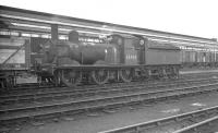 Holden J15 0-6-0 no 65462 on Stratford shed in October 1961, a year before withdrawal by BR. The locomotive was subsequently acquired for preservation [see image 34277].<br><br>[K A Gray&nbsp;09/10/1961]
