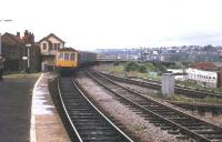 DMU at Barry Island in 1978.<br><br>[Ian Dinmore&nbsp;//1978]