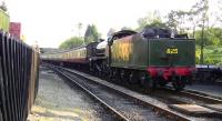 825 runs into Goathland on 29 September with a train for Grosmont.<br><br>[Colin Miller&nbsp;29/09/2011]