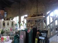 Inside the garden centre at Ross-on-Wye that occupies the former locomotive shed [see image 36282]. The shed was a sub to Hereford, coded 86C when it was officially closed by BR in October 1963.<br><br>[John Thorn&nbsp;10/09/2011]