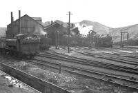 General view over Landore shed, Swansea, in the summer of 1960.<br><br>[K A Gray&nbsp;07/08/1960]