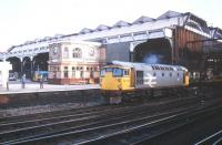 26025 passing through Manchester Victoria in October 1990.<br><br>[Ian Dinmore&nbsp;03/10/1990]