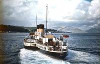 Rothesay Pier 25/09/1955
