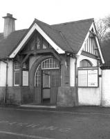 The attractive and welcoming entrance to West Kilbride station in 1963.<br><br>[R Sillitto/A Renfrew Collection (Courtesy Bruce McCartney)&nbsp;//1963]