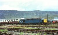 40136 with a freight at Aviemore in May 1979.<br><br>[Peter Todd&nbsp;28/05/1979]