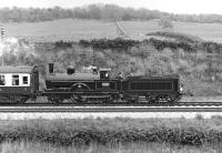 No 790 <I>Hardwicke,</I> photographed just north of Silverdale station on Sunday 9 May 1976 with the second of four special trips undertaken that day between Carnforth and Grange-over-Sands.<br><br>[Bill Jamieson&nbsp;09/05/1976]