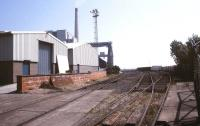 Methil power station and sidings in July 1991.<br><br>[Ian Dinmore&nbsp;/07/1991]