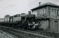 RCTS/SLS RAIL TOUR OF SCOTLAND 20th June 1962<br><br> 42277 at Cronberry Junction.<br><br>[Jim Currie (Courtesy Stephenson Locomotive Society)&nbsp;20/06/1962]