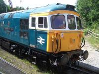 33109 on shed at Bury on Saturday 7th July.<br><br>[Colin Alexander&nbsp;07/07/2012]