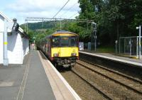 318254 leaves Kilpatrick on 12 July 2012.<br><br>[Veronica Clibbery&nbsp;12/07/2012]