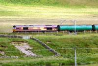 EWS 66108 with a tank train passing Crawford on 25 July 2012.<br><br>[John Steven&nbsp;25/07/2012]