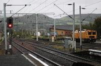 Engineers sidings east of Dumbarton Central.<br><br>[Ewan Crawford&nbsp;//]