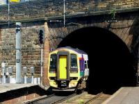 Into the tunnel - Haymarket - May 2004.<br><br>[John Furnevel&nbsp;07/05/2004]