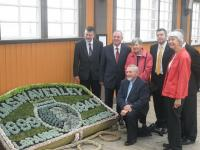 The Waverley commemoration ceremony seen taking place at Wemyss Bay - see news item dated 10 August 2010.<br><br>[John Yellowlees&nbsp;10/08/2010]