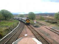 Southbound from Rannoch in 2003.<br><br>[John Furnevel&nbsp;20/05/2003]