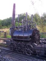 <I>'Steam Elephant'</I> at Beamish in August 2012.<br><br>[Colin Alexander&nbsp;22/08/2012]
