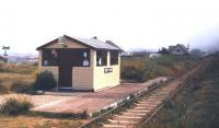 A quiet period at Braye Road station on the Alderney Railway in the summer of 1981.<br><br>[Ian Dinmore&nbsp;14/07/1981]