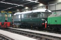 A new addition to the Ribble Steam Railway stock is Railbus E79960, on long term loan from the North Norfolk Railway. It is planned to use the railbus on the midweek school holiday services starting at February half term 2013.<br><br>[Mark Bartlett&nbsp;22/12/2012]