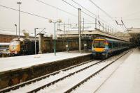 Cold day at Norwich station - January 2006<br><br>[Ian Dinmore&nbsp;/01/2006]