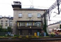 The former main signal box at Krakow Glowny station in July 2012, now replaced by a modern installation at the other end of the station. [With thanks to Dave Stewart]<br><br>[Colin Miller&nbsp;25/07/2012]