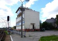 The main signal box at Czestochowa in July 2012.<br><br>[Colin Miller&nbsp;22/07/2012]