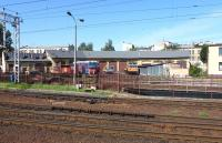 The locomotive shed at Czestochowa, Poland, in July 2012.<br><br>[Colin Miller&nbsp;23/07/2012]