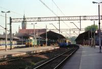 General view over the platforms at Gdansk Glowny in 1997.<br><br>[Ewan Crawford&nbsp;//1997]