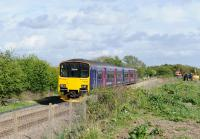 150106 heading into Swindon on the Gloucester line on 11 May 2013. <br><br>[Peter Todd&nbsp;11/05/2013]