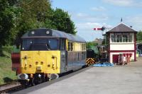 Exhibits at Rushden Transport Museum on 2 June 2013 with 31206 nearest the camera. [See image 43366]<br><br>[John Steven&nbsp;02/06/2013]