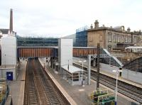 Progress at Haymarket on 7 July 2013. View west from above Haymarket Tunnel.<br><br>[John Furnevel&nbsp;07/07/2013]